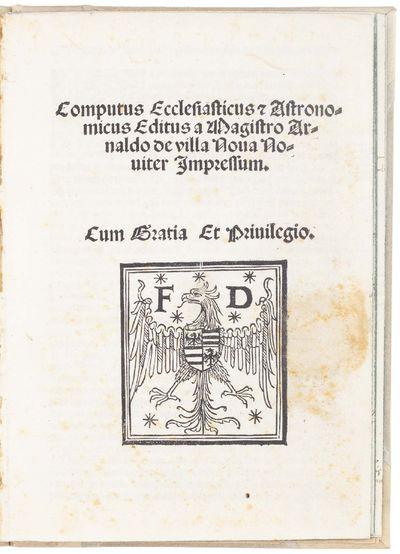 Computus ecclesiasticus et...