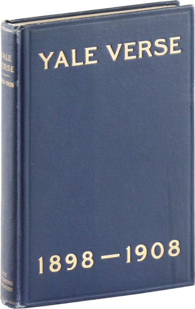New Haven: Yale Publishing, 1909. First Edition. First Printing, Octavo (19.5cm) blue cloth covered ...