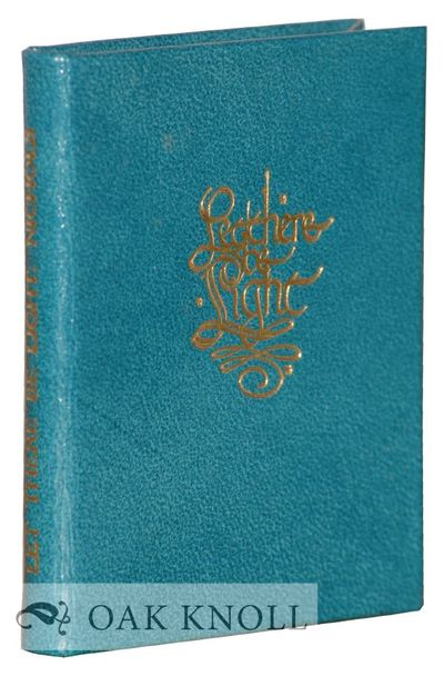Chicago: Black Cat Press, 1968. leather, title and author gilt-stamped on spine, title gilt-stamped ...