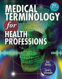 Medical Terminology for Health Professions (with Studyware CD-ROM) (Flexible Solutions - Your Key...