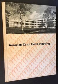 America Can't Have Housing
