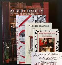 image of Albert Hadley: The Story of America's Preeminent Interior Designer