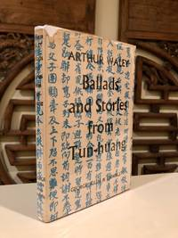 Ballads and Stories from Tun-Huang by WALEY, Arthur - (1960)