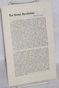 image of The Green Revolution