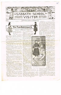 THE SABBATH-SCHOOL VISITOR: Vol. LII, No. 19, Philadelphia, 1901? - newspaper of Presbyterian...