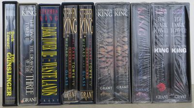 Grant, 1982. Limited Edition. Hardcover. Fine/Fine. As new and unread set of books 1-7. SIGNED LIMIT...