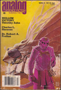 Analog Science Fiction / Science Fact, March 30, 1981 (Volume 101, Number 4 )