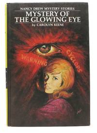MYSTERY Of The GLOWING EYE.  The Nancy Drew Mystery Stories #51