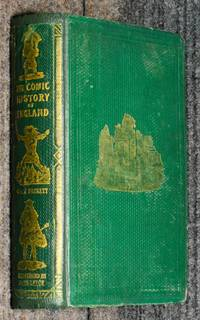 The Comic History Of England. 2 Vols In 1 1864 Humor