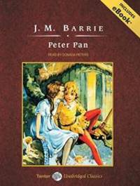 image of Peter Pan, with eBook