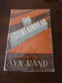 The Fountainhead by  Ayn Rand  - First Edition Later Printing   - 1943  - from Gargoyle Books (SKU: 016605)