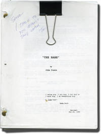 The Babe (Original screenplay for the 1992 film)
