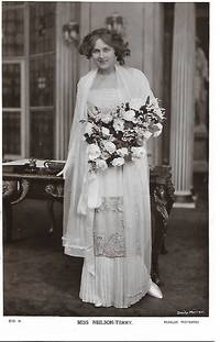 image of Miss Neilson-Terry - Edwardian Era Stage Actress