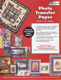 Photo Transfer Paper