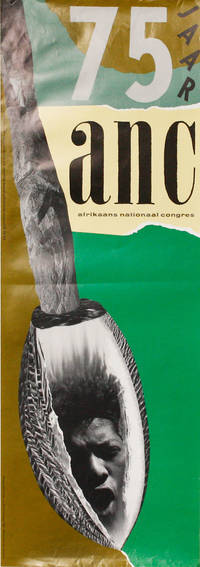 image of Poster: 75 Jaar ANC / Afrikaans Nationaal Congres [75 Years of the ANC / African National Congress]