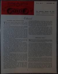 The Royal Observer Corps Gazette December 1947 Vol 2 No 3