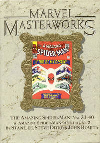 image of Marvel Masterworks Volume 16: The Amazing Spider-Man Nos. 31-40 & Annual No. 2