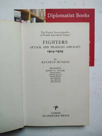Fighters - Attack and Training Aircraft, 1914-1919
