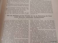 """[ The Discovery of Nuclear Fission ] IN Die Naturwissenschaften Volume 27, 1939  """"Über..."""