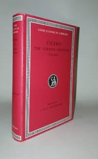 CICERO VII The Verrine Orations I.