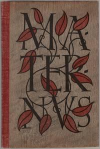 image of Maternus: A Grove Play