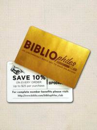 bibliophiles club discount cards