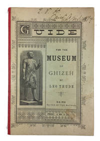 Guide for the Museum of Ghizeh