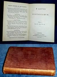 T.LIVII HISTORIARUM Tom. I Part II - Lib.VI.-X. (part of Oxford Pocket Classics series)