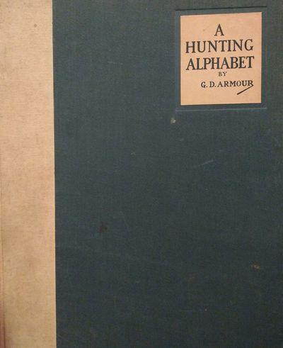 London / New York: Country Life Ltd. / Charles Scribner's Sons, 1929. First edition. Quarto, unpagin...