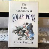The Final Adventures of Solar Pons