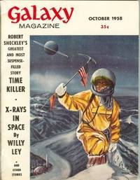 "image of GALAXY Science Fiction: October, Oct. 1958 (""Time Killer"" vt ""Immortality, Inc."")"