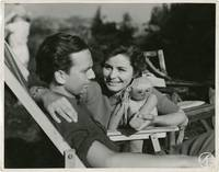 image of To Joy [Till gladje] (Original double weight photograph from the 1950 film)