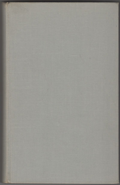 New York: UNESCO, 1954. Second printing. Cloth. A very good+ copy. Lacking dust jacket.. 348 pp. + a...