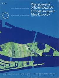 image of Official Souvenir Map Expo 67; Plan souvenir officiel Expo 67