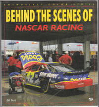 image of Behind the Scenes of Nascar Racing (Enthusiast Color Ser. )