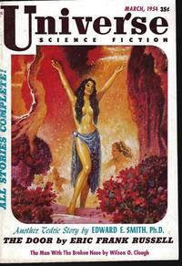 UNIVERSE Science Fiction: March, Mar. 1954
