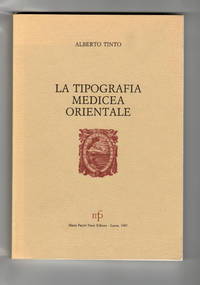 image of La tipografia Medicea Orientale