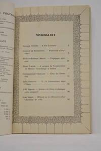 CAHIERS Charles De Foucauld. Volume 24e.