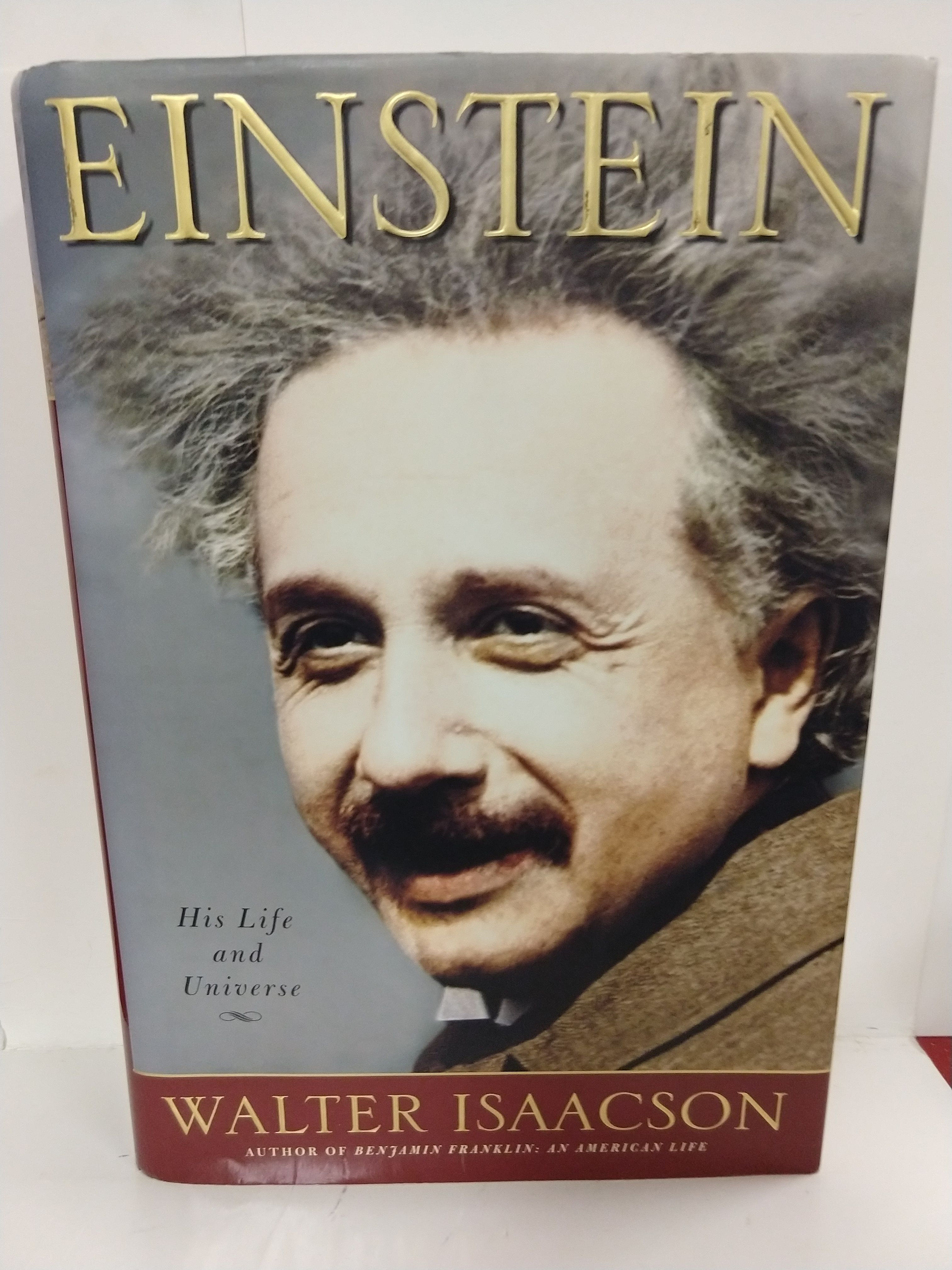 Book Einstein His Life And Universe