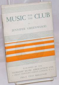 image of Music for the Club