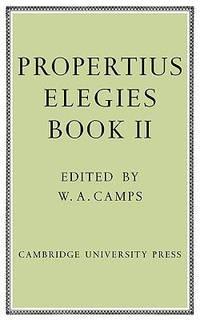 image of Propertius: Elegies Book 4