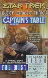 The Mist:  The Captain's Table Book 3 Star Trek Deep Space Nine