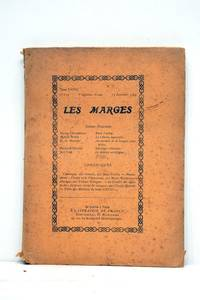 MARGES (Les). Tome XXVIII. Nº-14.