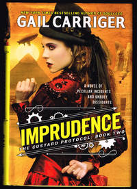 image of Imprudence (The Custard Protocol (2))