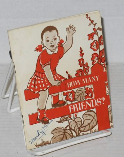Los Angeles: The Judson Press, 1953. 4x5.5 inches, children's book featuring an African American gir...
