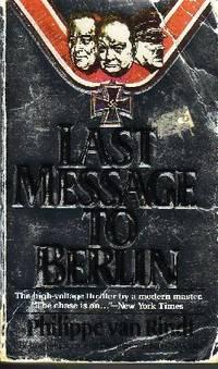 Last Message to Berlin
