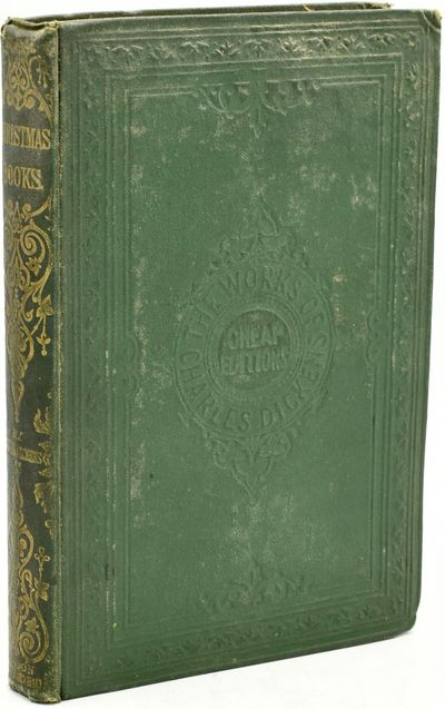 London: Chapman and Hall, 1866. Hard Cover. Very Good binding. An inexpensive edition of the five Ch...