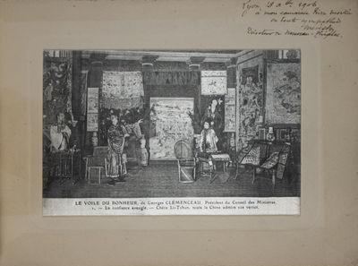 Lyon: Societe Lyonnaise de Phototypie, 1906. Softcover. g+ to vg. Oblong octavo. 12 leaves. Original...