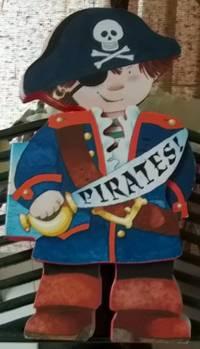 Pirates Die-Cut Shape Book