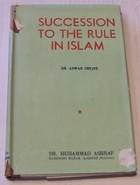 image of Succession to the Rule in Islam with Special Reference to the Early 'Abbasid Period